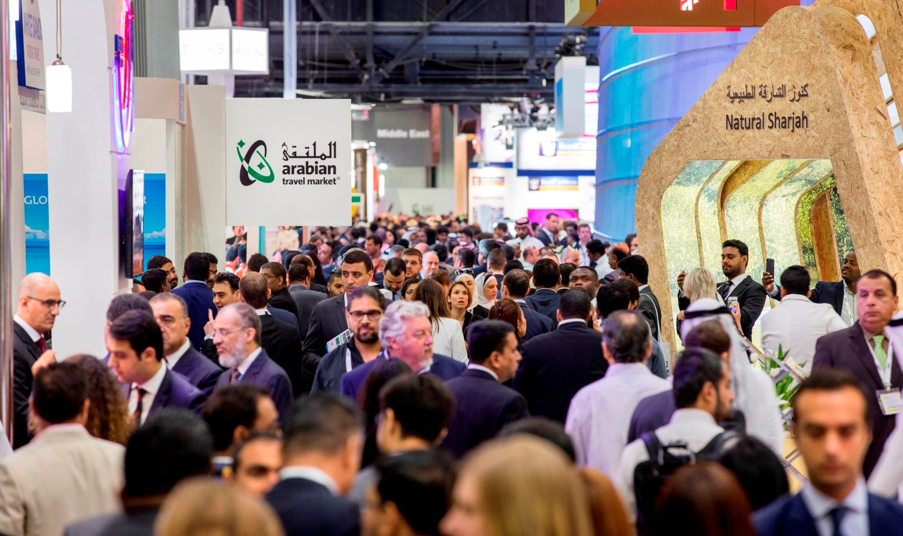 Arabian Travel Market is taking place from 22-25 April in DWTC