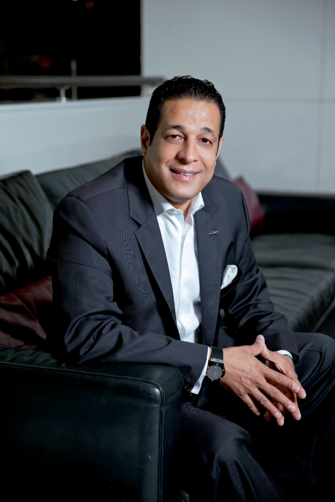 Mohamed Awadalla, CEO Time Hotels