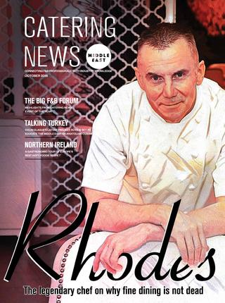 Catering News ME - October 2016