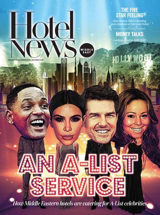 Hotel News ME – January 2018