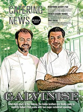 Catering News ME - May 2017