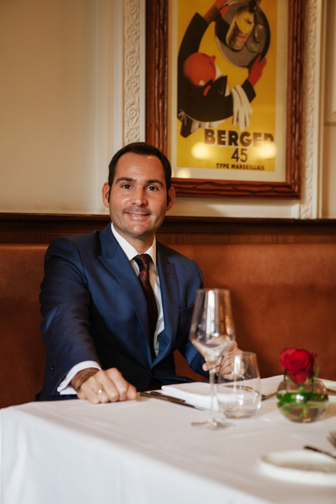 Andrea Magno, executive assistant manager – food and beverage, Ritz Carlton DIFC.