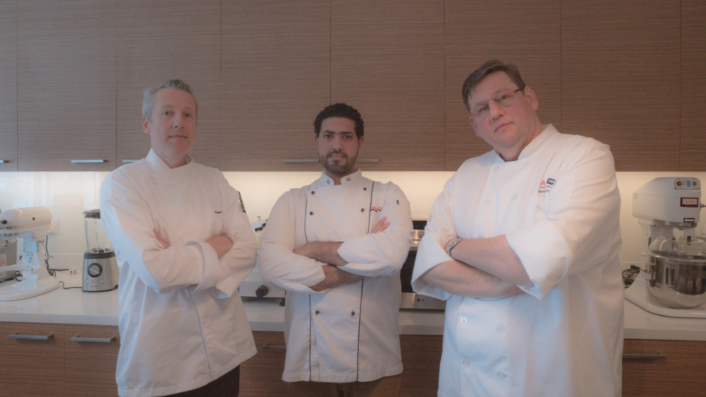 Chefs from Anchor, Movenpick, Sale Sucre and The Pizza Company will judg...