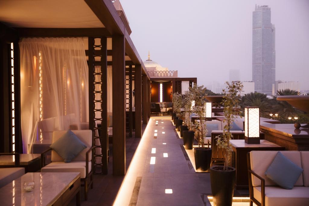 Hakkasan Terrace, Abu Dhabi