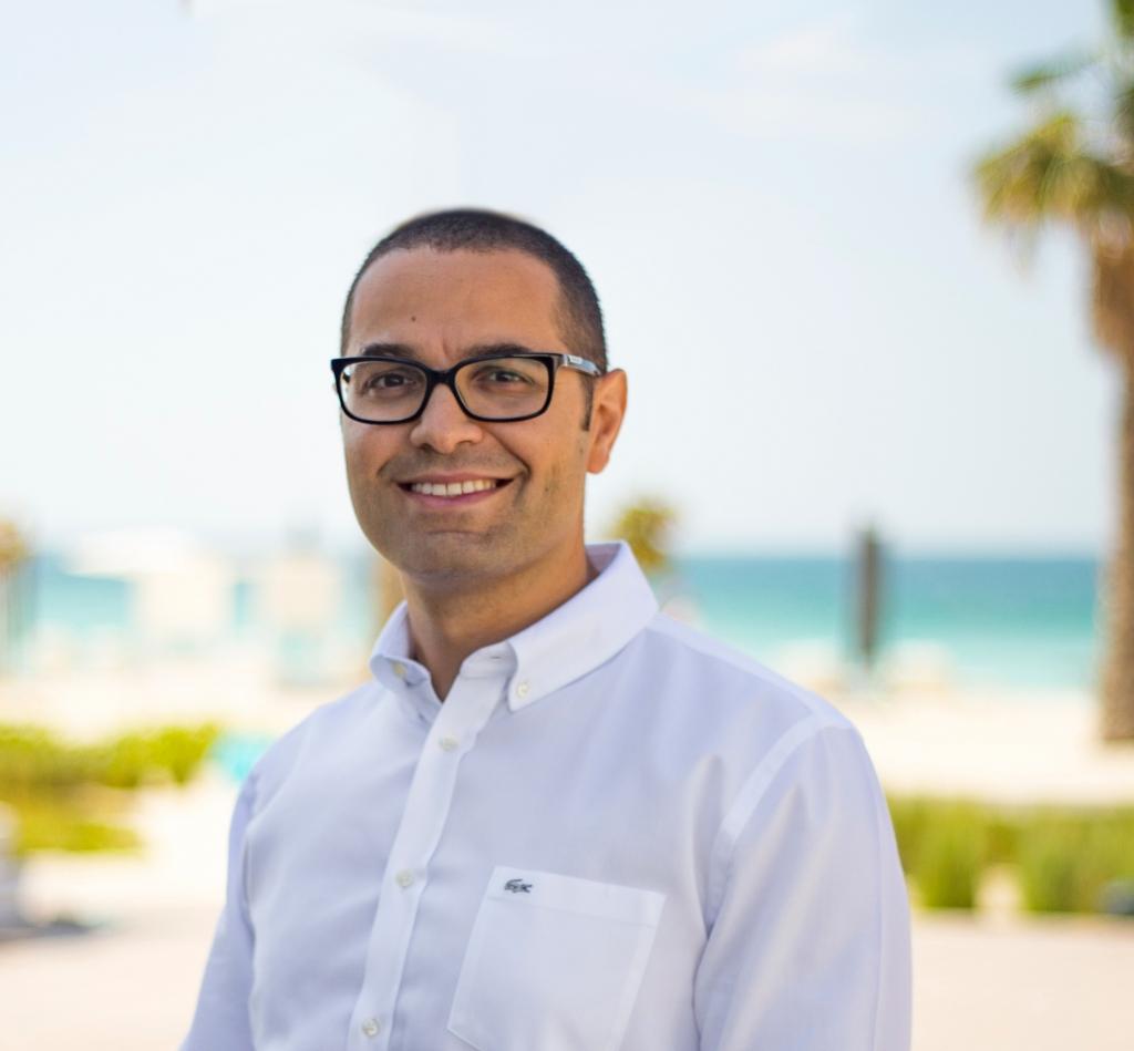 Hanna Azzi, general manager Nikki Beach Resort & Spa Dubai