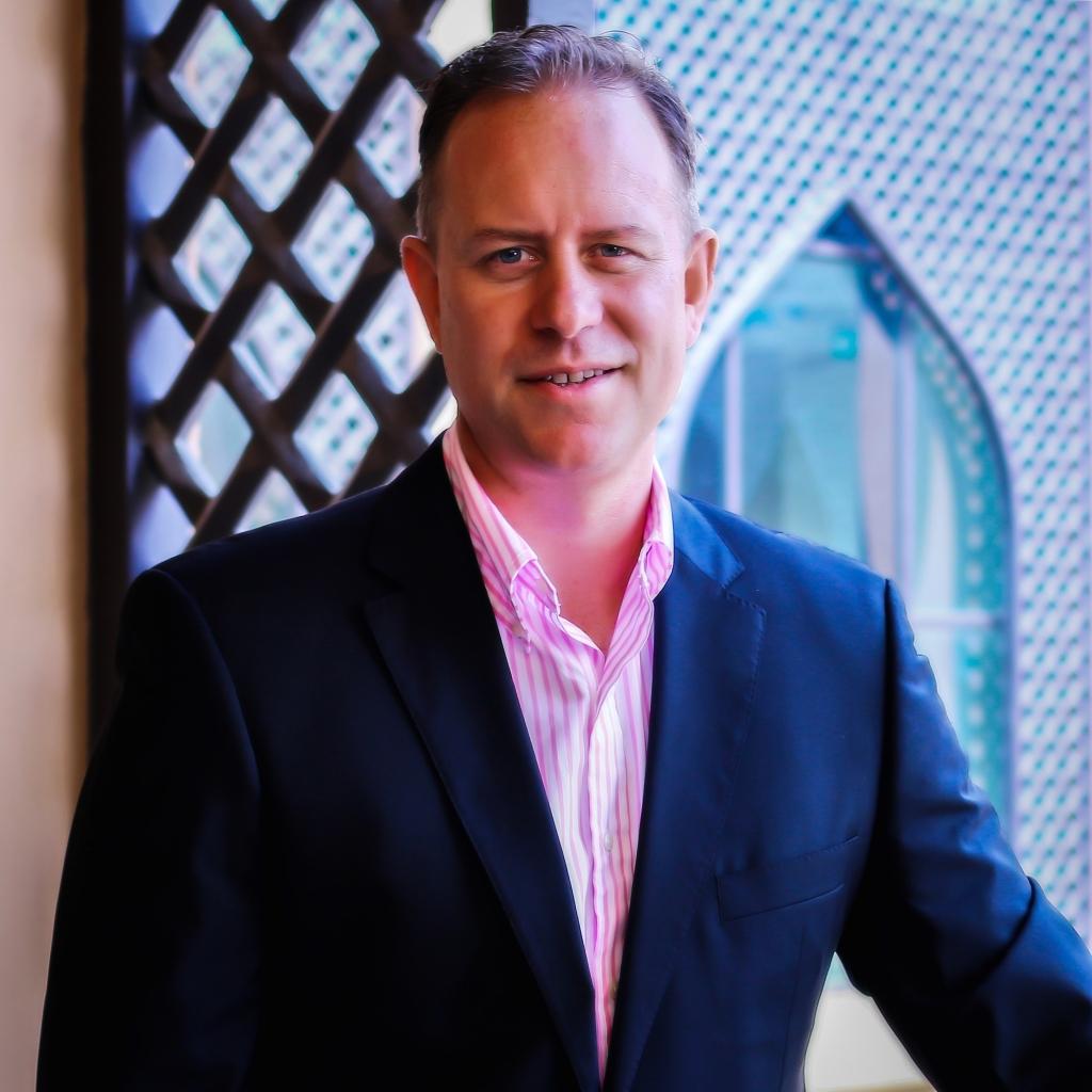 James Hewitson, general manager Al Baleed Resort Salalah by Anantara