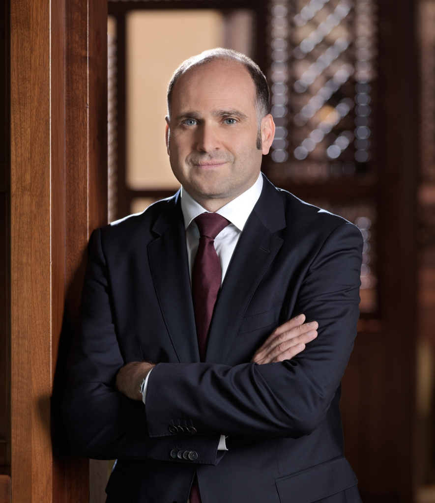 Hospitality Management Holding (HMH) CEO Aboudi Asali
