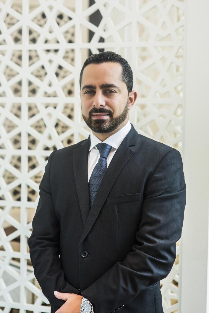 Riad Abi Haidar, general manager, Address Dubai Marina