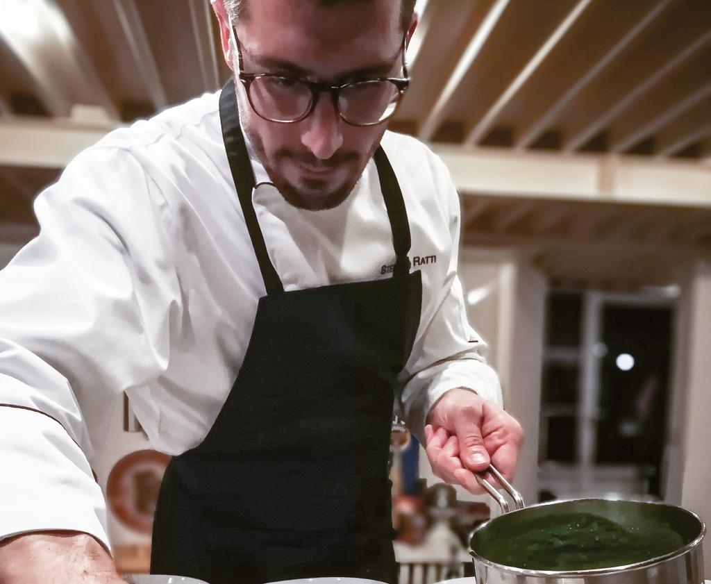 Chef Stefano Ratti is bringing the supper club culture to Dubai.
