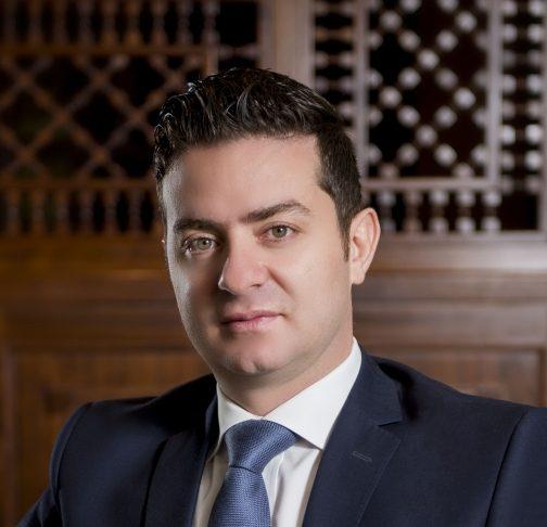 Azar Saliba, general manager of Jumeriah Al Naseem