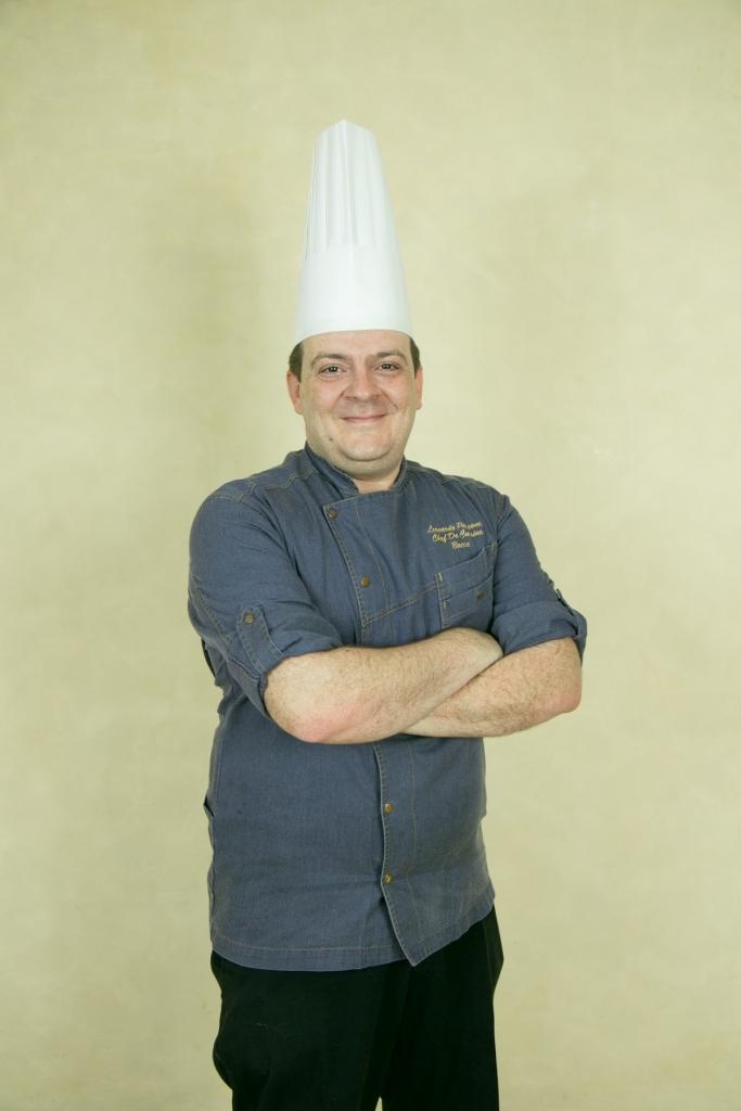 Leonardo Passone, chef de cuisine Bocca