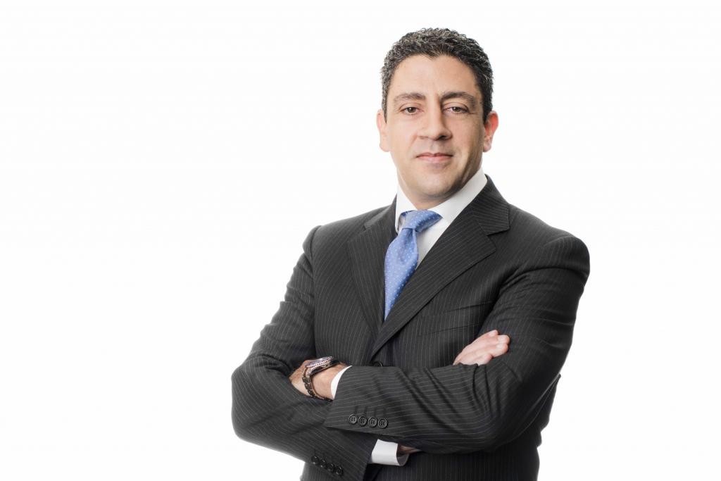 Carlos Khneisser, vice president, development, Middle East, North Africa & Turkey Hilton