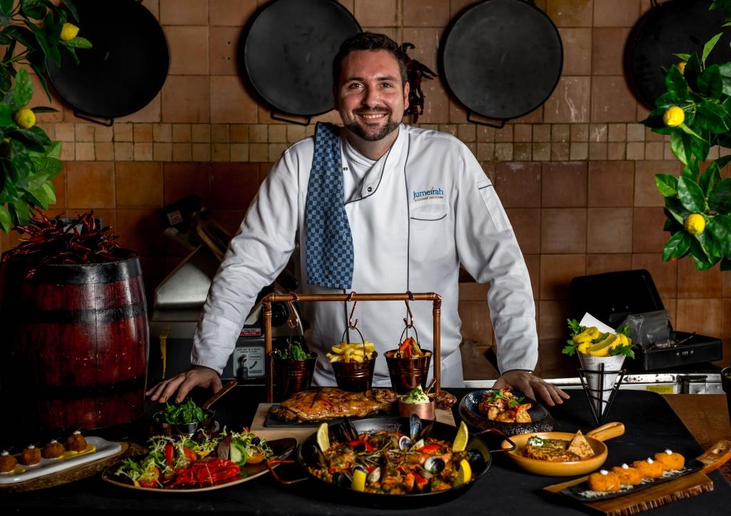 Chef Miquel Badosa