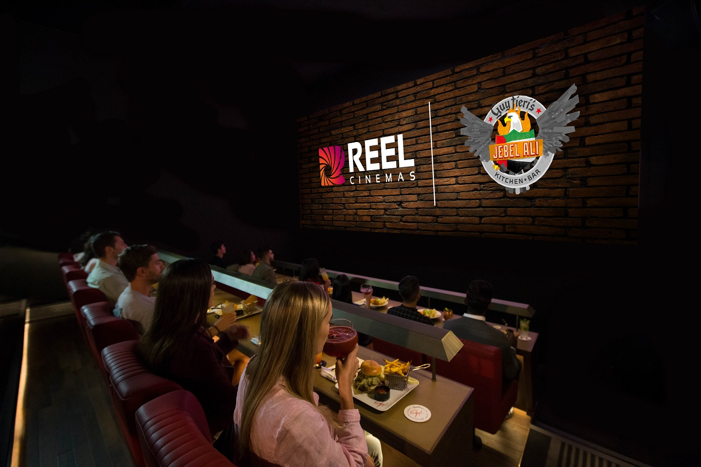 Dine-in Cinema by Reel Cinemas