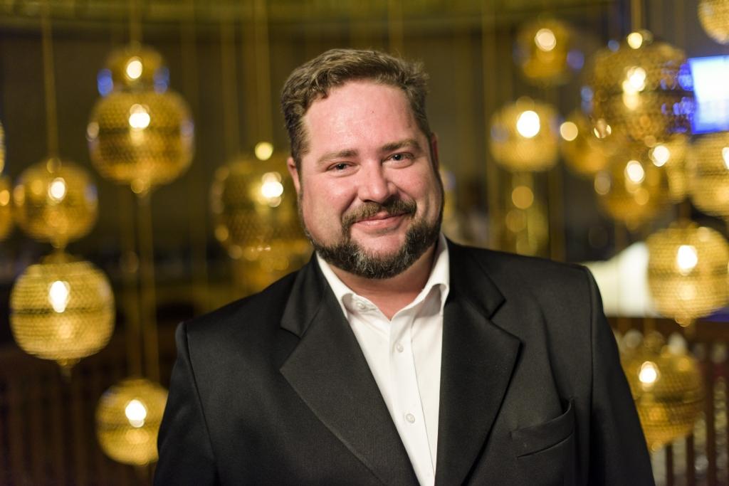 Petrus Meintjes, director of F&B, Anantara Al Jabal Al Akhdar Resort