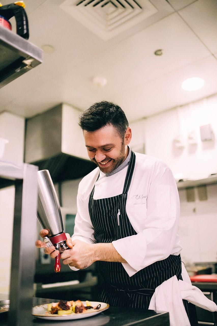 Head Chef- Daniel Perez