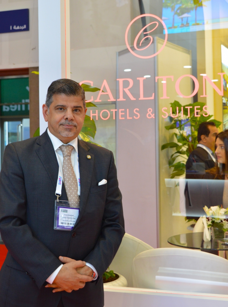 Hosni Abdelhadi, chief executive officer, Carlton Hotels and Suites