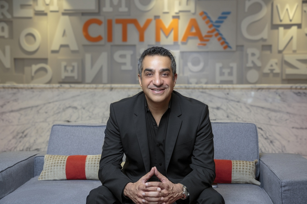 Aly Shariff, COO, Citymax Hotels