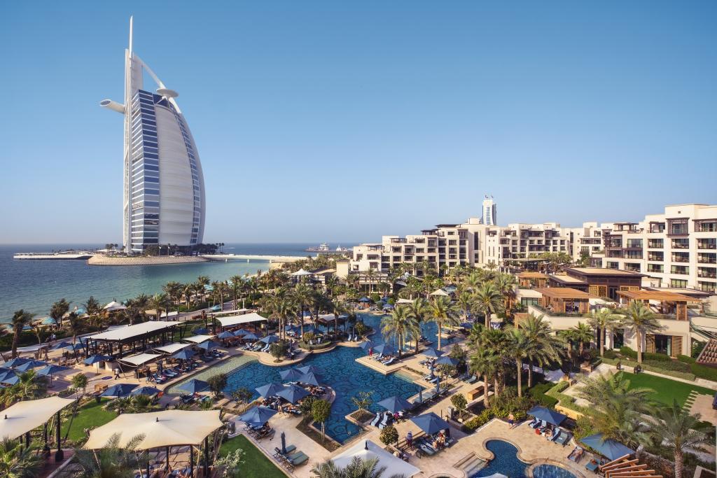 Jumeirah Al Naseem - Resort View - Day Shot
