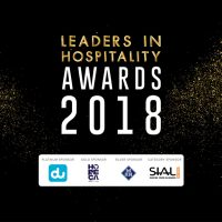 Shortlist announced for Leaders in Hospitality Awards 2018
