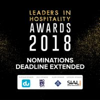 Deadline extended for Leaders in Hospitality Awards nominations