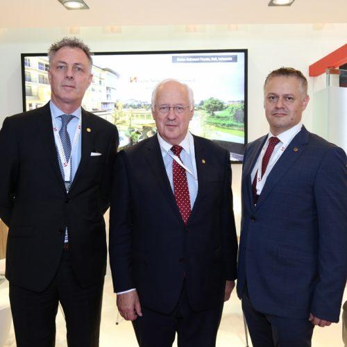 Swiss-Belhotel celebrates milestone at ATM