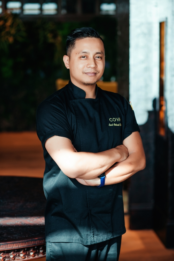 Earl Roland Puse, Head chef, Coya
