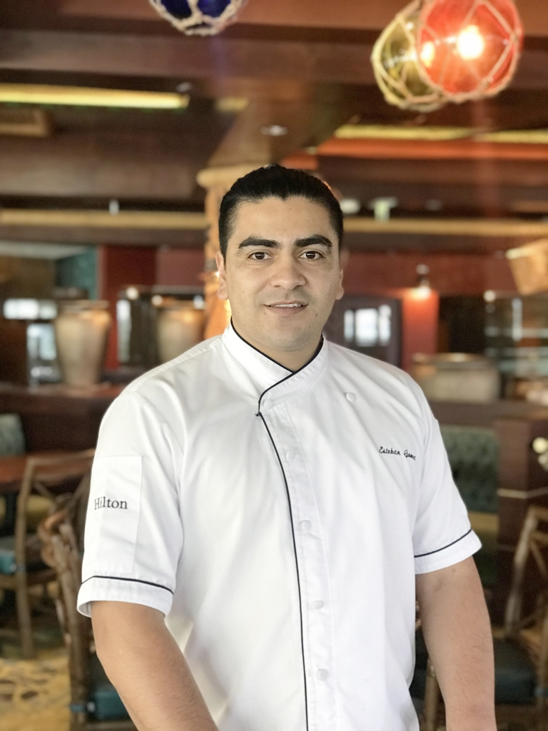 Chef Esteban - Trader Vic's (1)