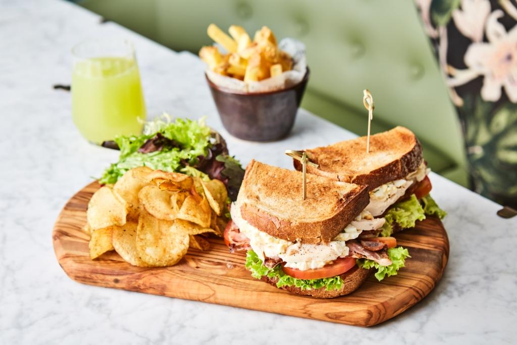 Demoiselle Club Sandwich