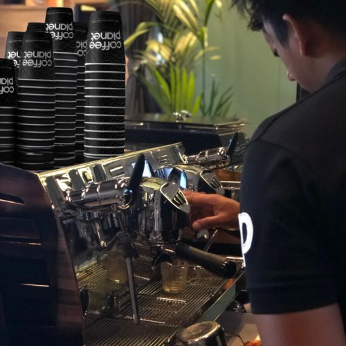 Industry perks up for Coffee Planet