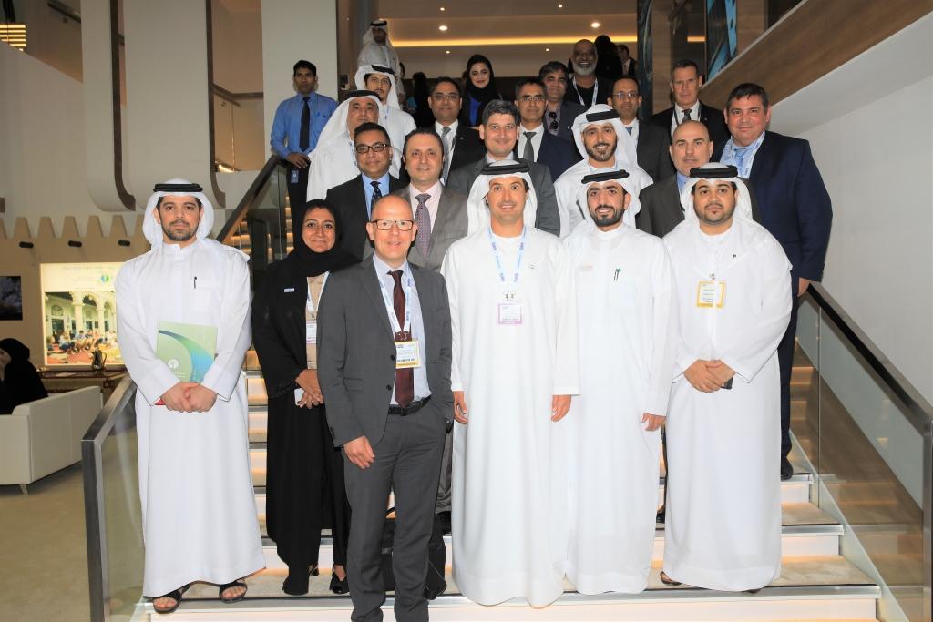 Key participants at Timeshare workshop