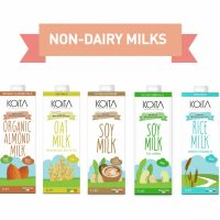 Koita Foods to produce a non-dairy line