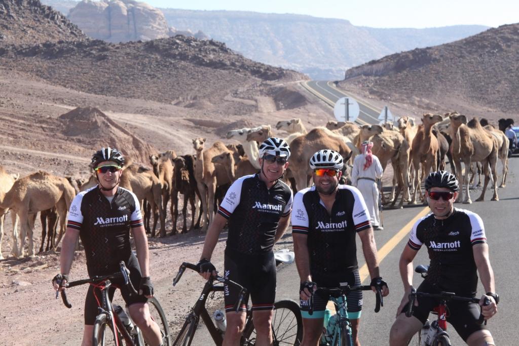 2017 R2A cycle challenge in Jordan