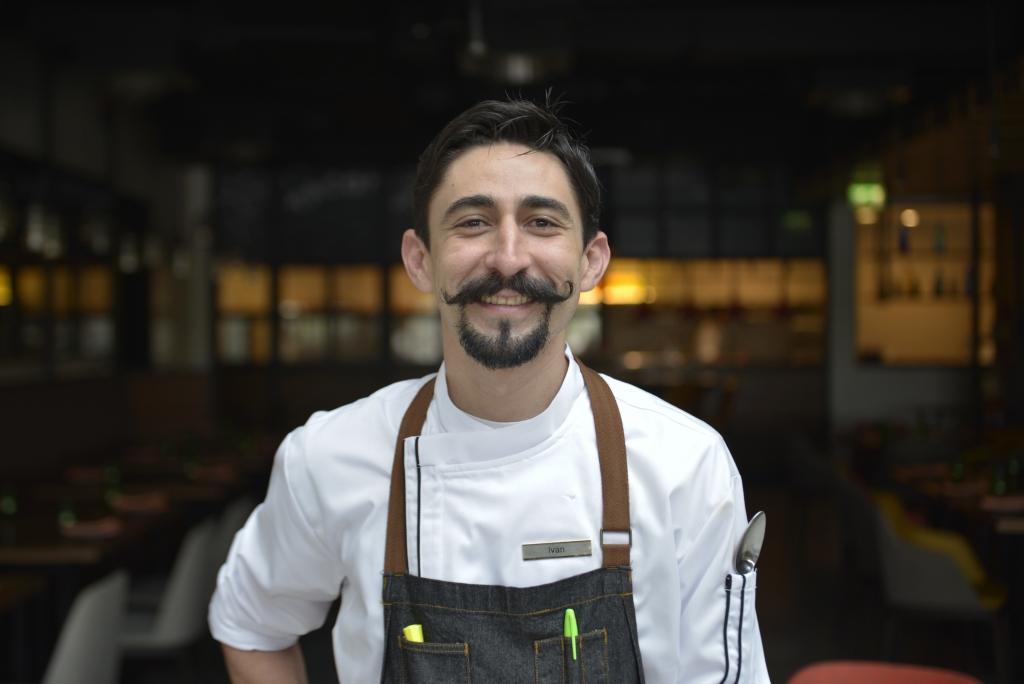 Ivan Vidal, chef de cuisine, La Tablita Restaurant, Hyatt Regency Dubai Creek Heights