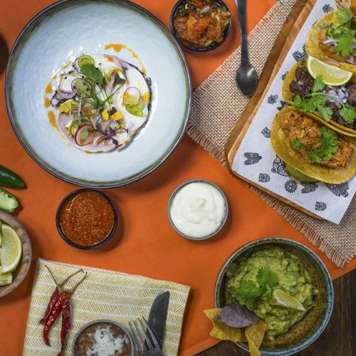 Out of this world: Mexican Cuisine