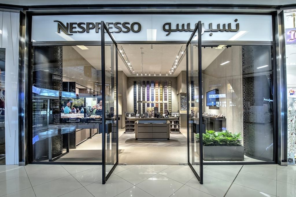 Nespresso Dubai Marina Mall Boutique (1)