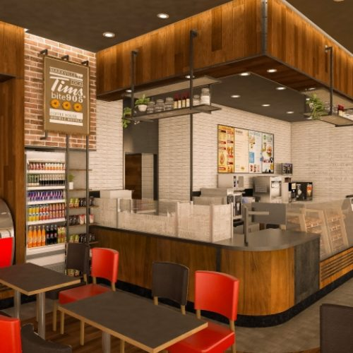 Tim Hortons expands UAE presence with a new branch