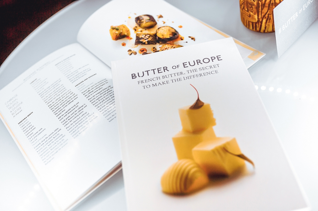 Butter of Europe Book