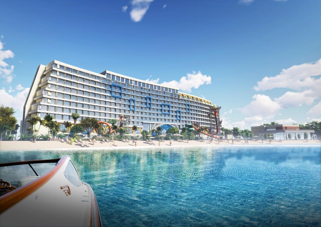 Centara Deira Islands Beach Resort Dubai