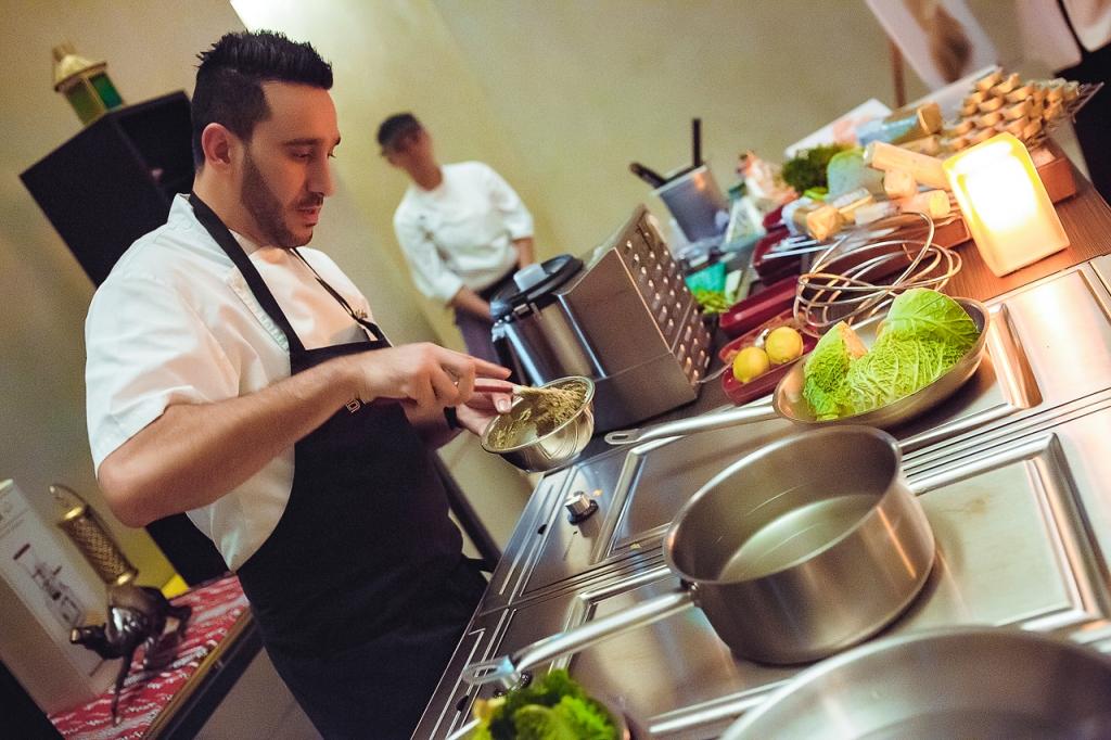 Chef Mohanad Demo