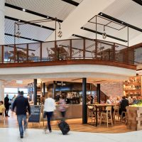 Kitchen by Mike Wins Best Airport Casual Dining Restaurant