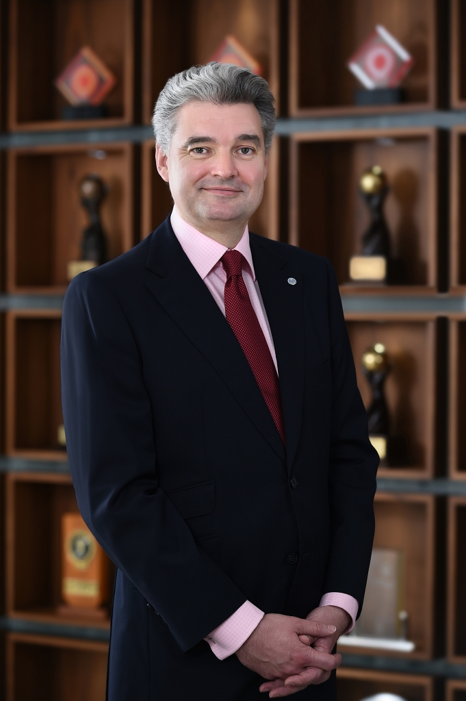 Declan Hurley, corporate vice president - sales, Rotana