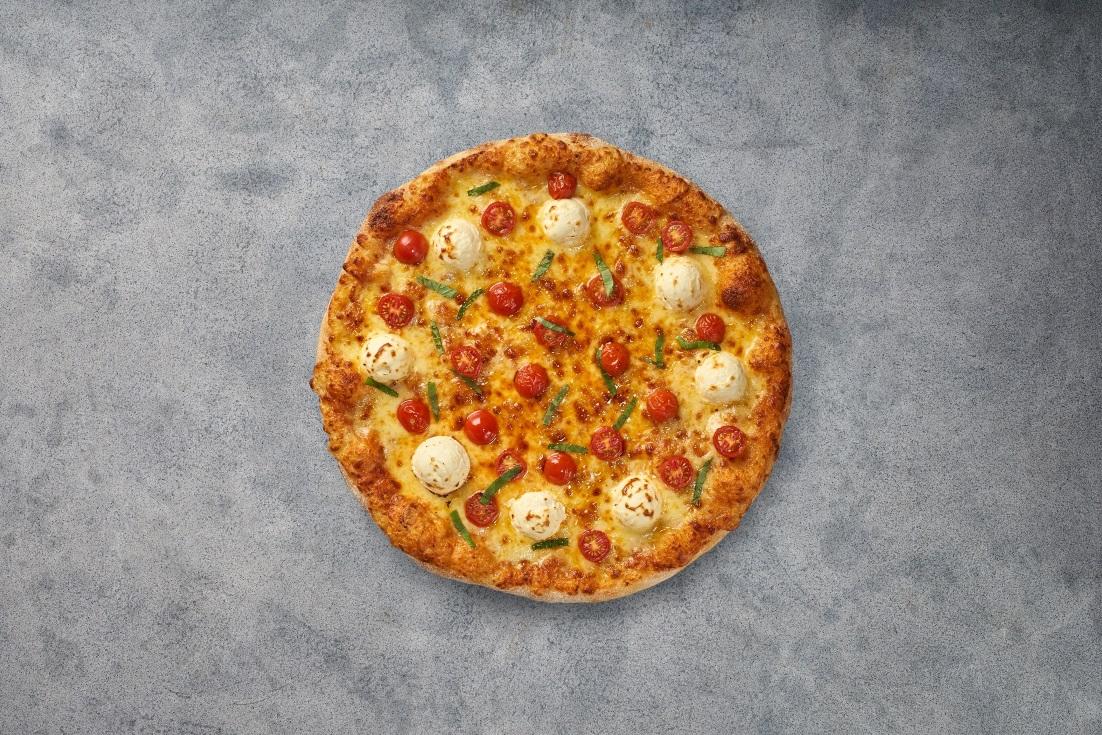 Pizza Hut Debuts Sfo Sourdough Pizzas In The Uae
