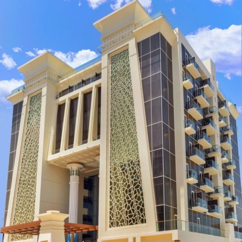 Royal Central Hotel The Palm Opens Doors