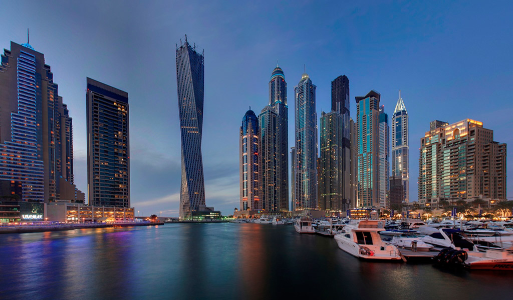 Cayan Tower Residence by Rotana