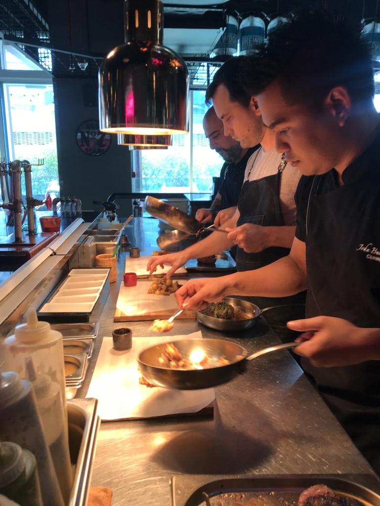 Chef John Cooking Class