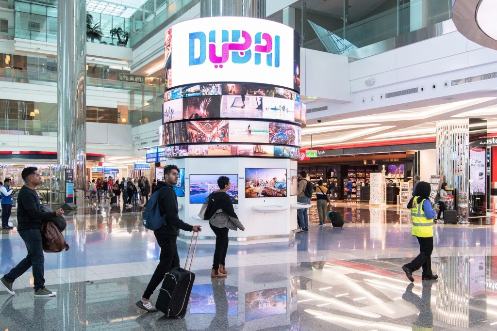 Dubai Tourism to step up efforts to attract transit passengers at Dubai International