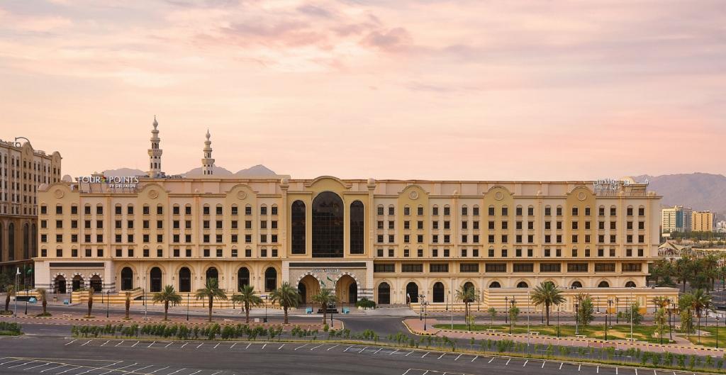FP Makkah_Exterior