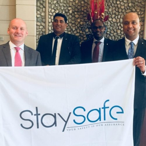 Millennium Airport Hotel Tops Up On Safety