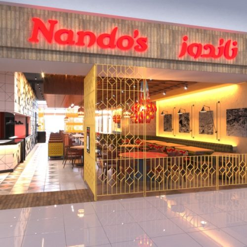 Fujairah Gears Up For First Nando's Branch